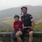 overlooking Chianti