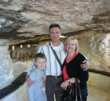 Shepherd's cave, Bethlehem