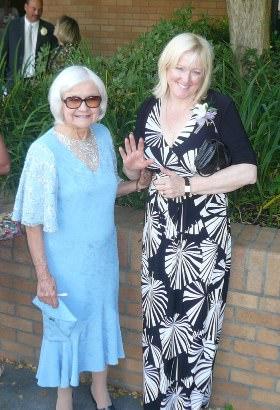 Linda & Granma